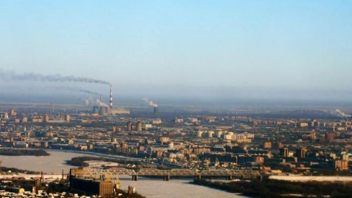 300 метров над уровнем Омска: взгляд с высоты на омские окраины