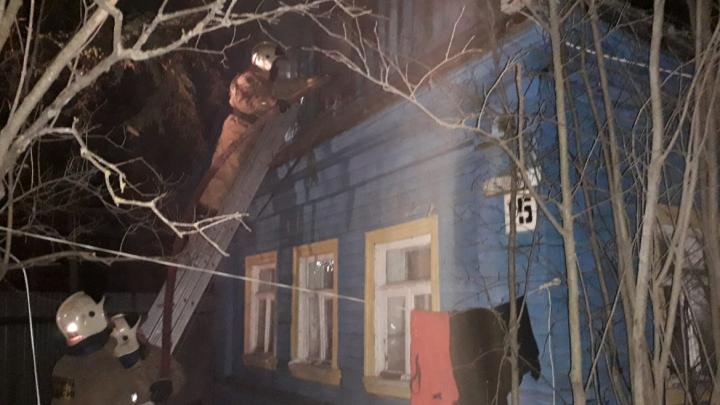 В Ярославле три семьи остались без крыши над головой