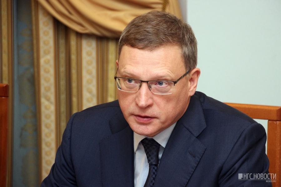 Бурков пообещал решить вопросы омских предпринимателей без ущерба для бюджета