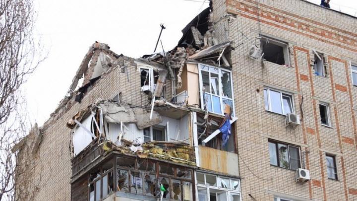 Взрывчатку не нашли: СКР отчитался о расследовании взрыва в Шахтах