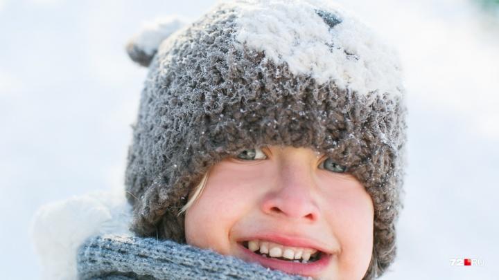 В школу снова не идём: ученикам начальных классов в Тюмени отменили занятия из-за холодов