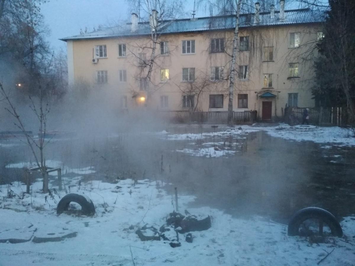 Так улица Минеева выглядит сейчас