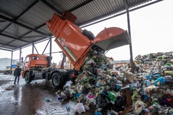 В Волгограде регоператор будет продолжать вывоз отходов