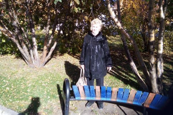 Полиция ищет жительницу Советского района