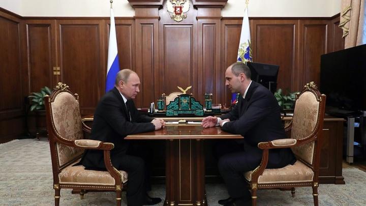 Бывший свердловский премьер-министр Денис Паслер стал врио губернатораОренбургской области