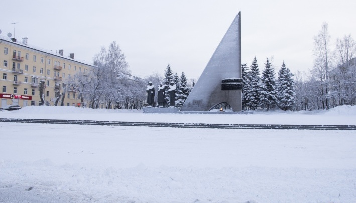 «О поломках и неисправностях речи не идёт»: в Архангельске погас Вечный огонь