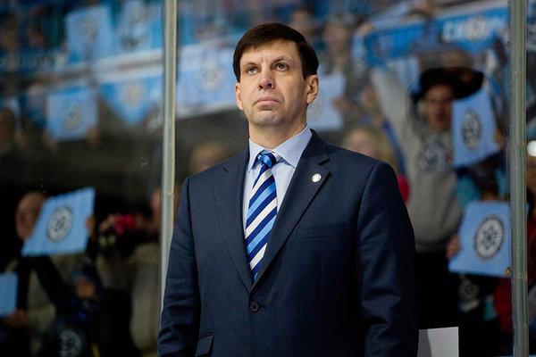 ХК «Сибирь» расторг контракт с Павлом Зубовым