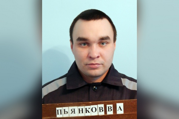 Пьянков отбывал наказание за разбой