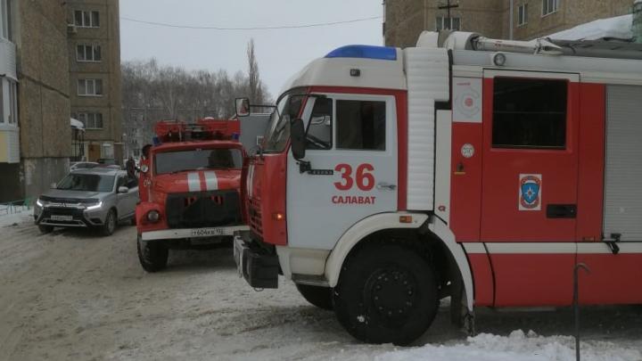 Трое детей спасли жильцов многоэтажки от пожара