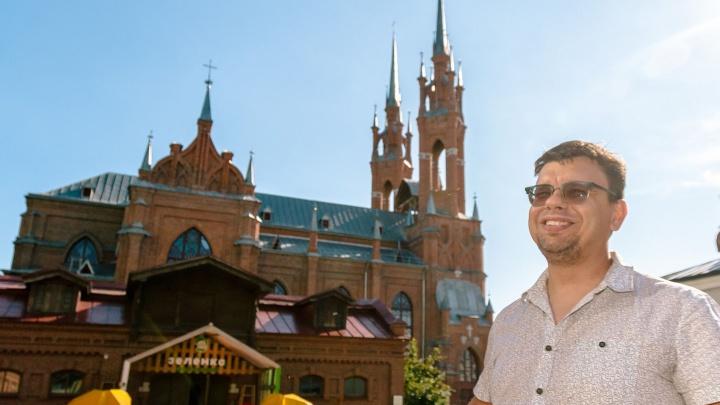 «Высотки в центре лишают Самару уникальности»: Дмитрий Храмов о своем видении будущего города