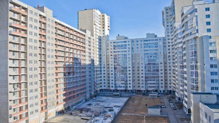 В конце года сдаётся самый масштабный дом в Екатеринбурге