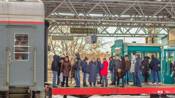 Из Самары в Тольятти за 69 минут: власти рассчитали время в пути на новой скоростной электричке