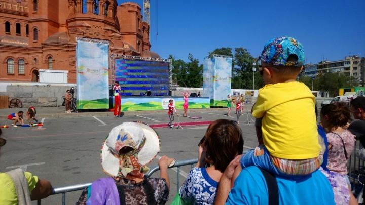 Полная программа Дня города в Волгограде: гастрономический фестиваль, силачи, воркаут и хип-хоп