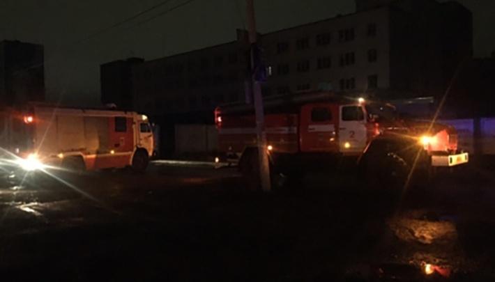 В МЧС рассказали подробности ЧП на электроподстанции в микрорайоне Парковом