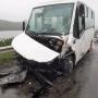 Шесть пассажиров маршрутки пострадали в крупной аварии на Южном Урале
