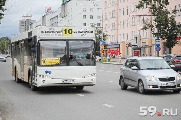 Некоторые автобусы будут ходить чаще, у других — поменяется время отправления