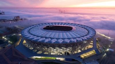 «Ждал больше недели»: волгоградский фотограф поймал «голливудский» туман над просыпающимся городом