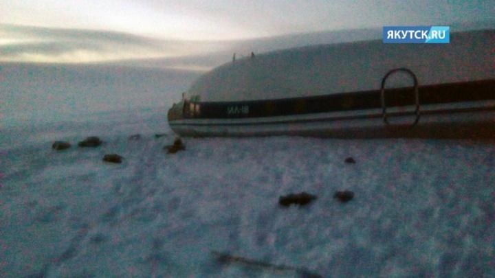Причиной падения самолёта Ил-18 в Якутии назвали ошибки экипажа и руководителя полётов