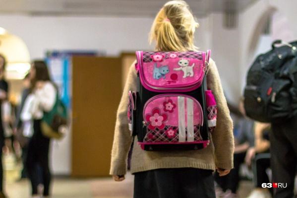Школа частично решит проблему нехватки мест для учебы в Октябрьском районе