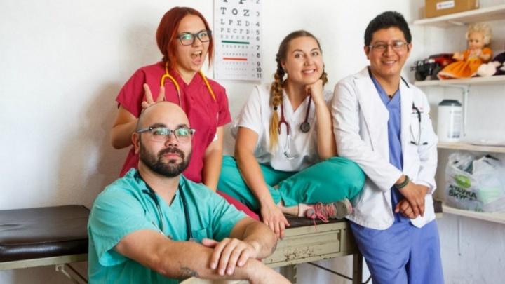 Уфимка открывает вторую больницу в Южной Америке