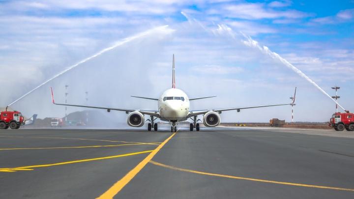 Приняли 349,5 тысячи человек: во время ЧМ аэропорт Курумоч установил несколько рекордов