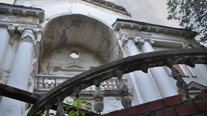 Отель-призрак: репортаж из заброшенного пансионата