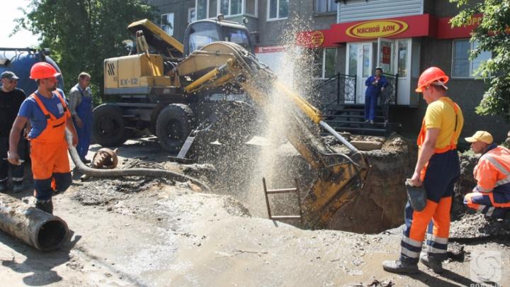 Жители Рябково, сделайте запас воды