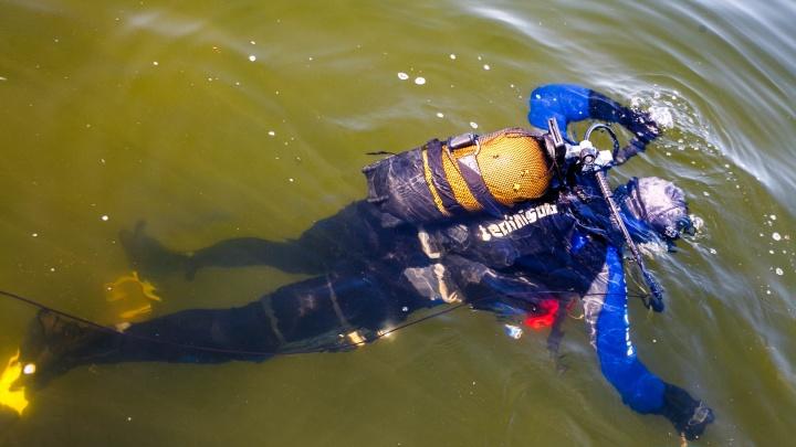 На озере Круглом утонул мужчина