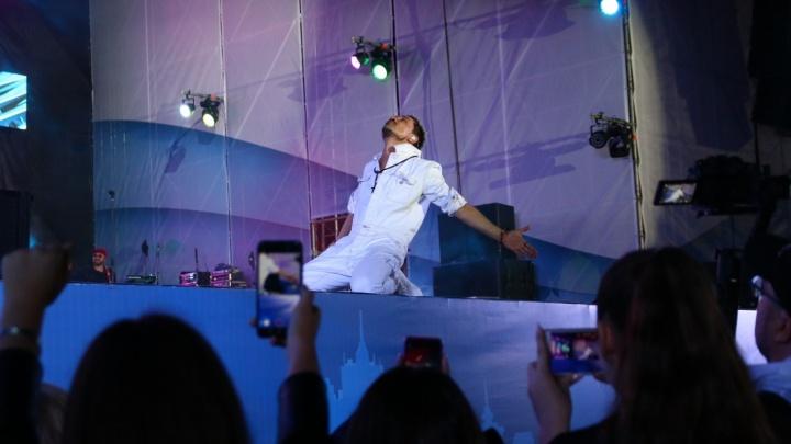 В мэрии Самары прокомментировали инцидент с концертом Димы Билана на День города