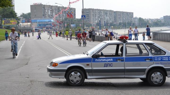 В выходные в Омске закроют Иртышскую Набережную