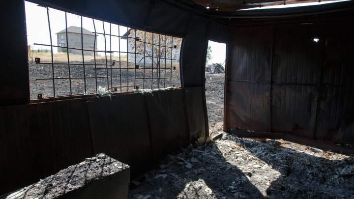 «Она одна их четверых тянула»: погибших на пожаре детей-инвалидов похоронят на кладбище в Волгограде