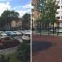 Тюменцы просят не сносить спортплощадку во дворе дома. На шум из-за неё пожаловались соседи