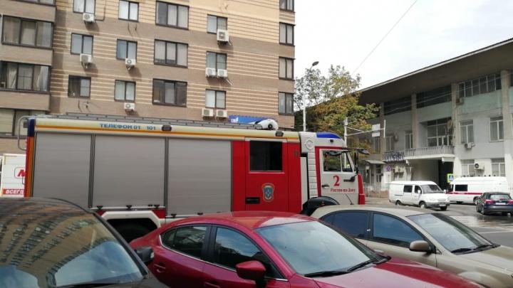 В квартире ростовской высотки на Кировском обнаружили взрывчатку