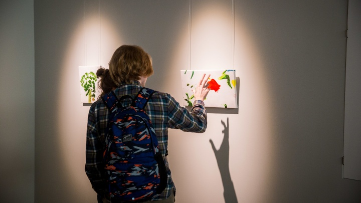 Новосибирцы потратили 150 тысяч рублей на рисунки особенных детей