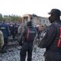 За день на Шиесе разгрузили две вертолета с топливом, число задержанных активистов выросло до трех