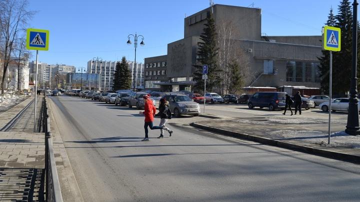 Улицу за Дворцом молодёжи сделают двусторонней