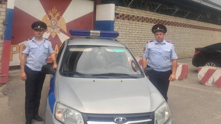 Надругался над женщиной в «девятке»: волгоградские росгвардейцы поймали насильника