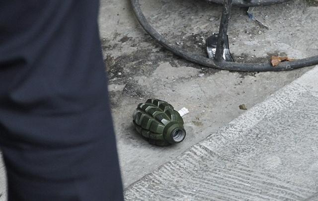Курганца, угрожавшего менеджеру Сбербанка учебной гранатой, приговорили к 9 годам