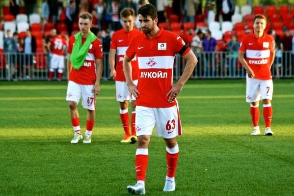 Шамсиддин Шанбиев занимается футболом с семи лет