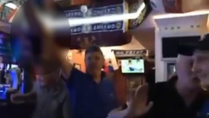 «Зиговавших» в Волгограде английских фанатов ищет полиция Британии