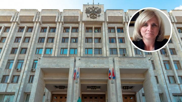 Счётную палату Самарской области возглавил руководитель департамента образования