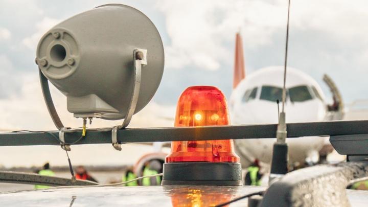 В Самаре совершил вынужденную посадку самолет «Уральских авиалиний»