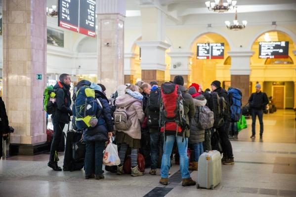Десятки тысяч людей ежегодно переезжают в Новосибирскую область. Уезжают в два раза меньше человек