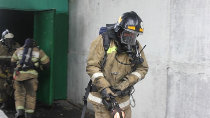 В утреннем пожаре на Щорса погиб пенсионер