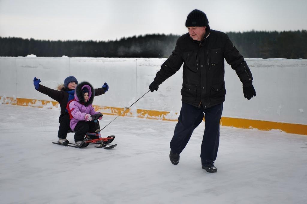 Зима — не повод сидеть дома: под Екатеринбургом нашли новое место для активного отдыха
