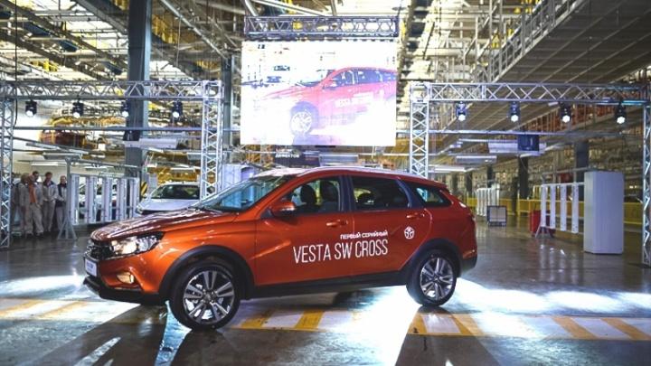 LADA Vesta вышибла Hyundai Solaris из топ-3 самых продаваемых авто