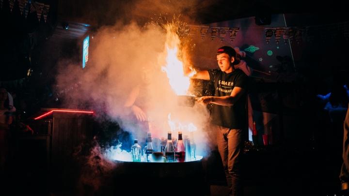 Тюменцы смогут отлично отдохнуть на тематических вечеринках и сэкономить 30% на меню