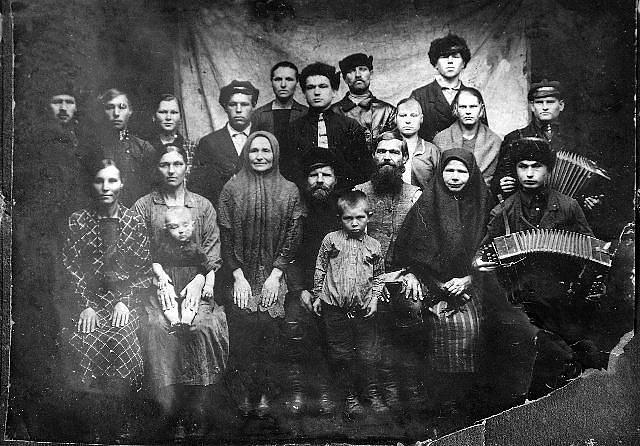 Бархатовы, Бычковы и Табуновы, 1926 год
