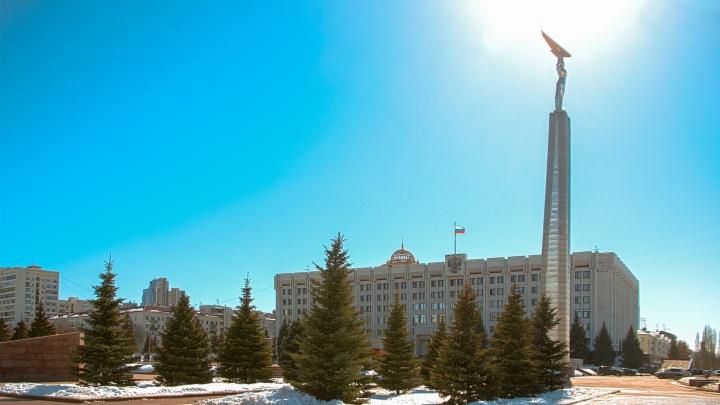 Площадь Славы украсят триколором из герани и петуний за 4,3 миллиона рублей
