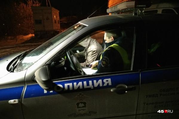 Пьяные водители не обращают внимания на предупреждения о рейдах